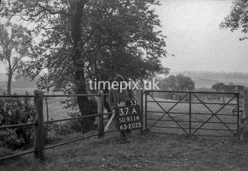 SD911437A, Ordnance Survey Revision Point photograph in Greater Manchester