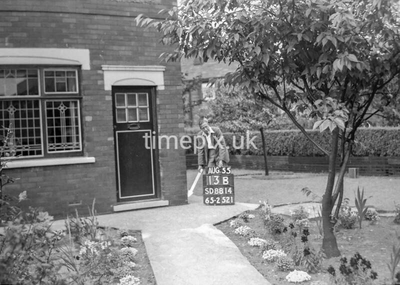 SD881413B, Ordnance Survey Revision Point photograph in Greater Manchester