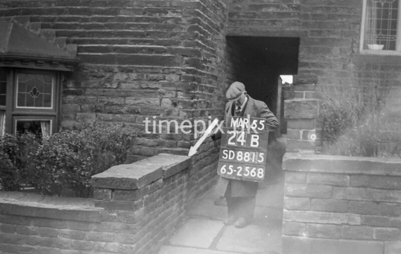 SD881524B, Ordnance Survey Revision Point photograph in Greater Manchester