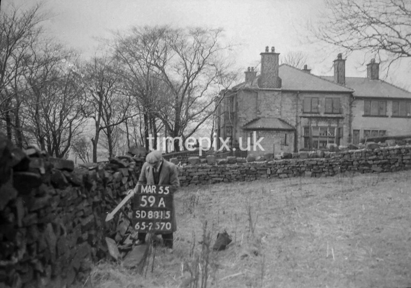 SD881559A, Ordnance Survey Revision Point photograph in Greater Manchester