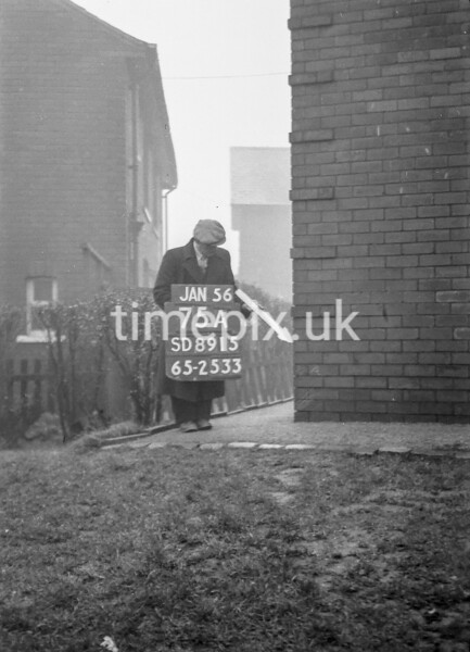 SD891575A, Ordnance Survey Revision Point photograph in Greater Manchester