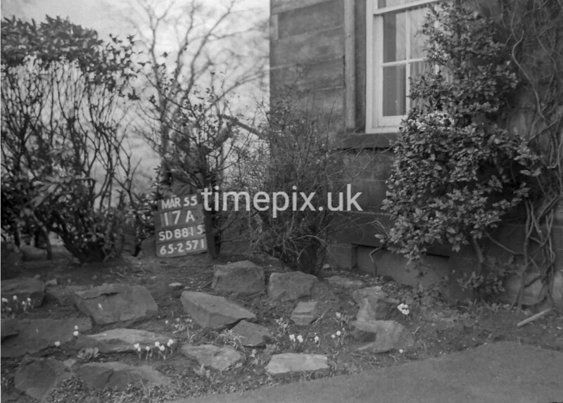 SD881517A, Ordnance Survey Revision Point photograph in Greater Manchester