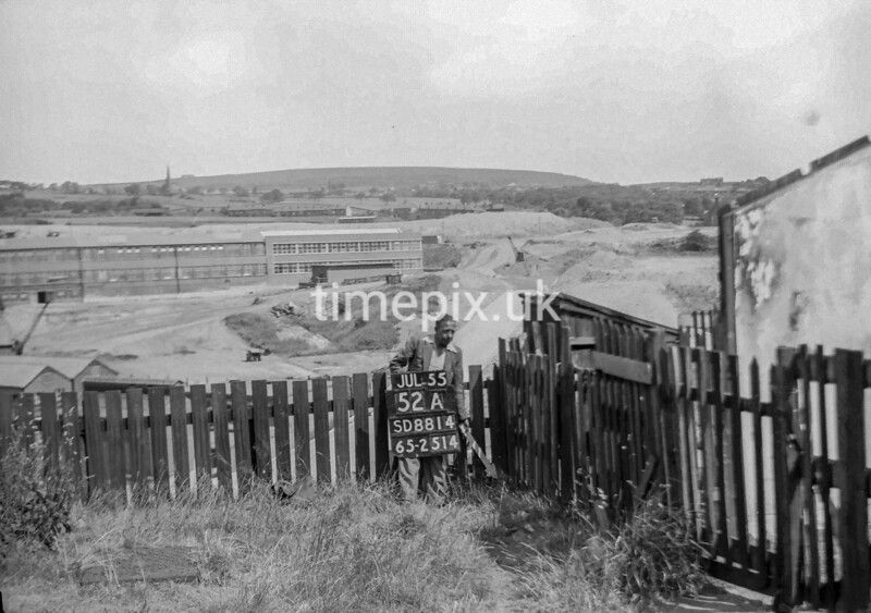 SD881452A, Ordnance Survey Revision Point photograph in Greater Manchester