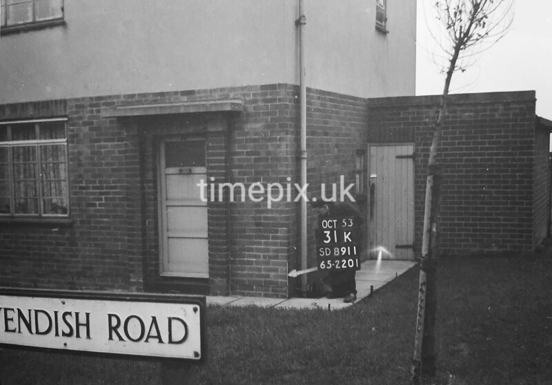 SD891131K, Ordnance Survey Revision Point photograph in Greater Manchester
