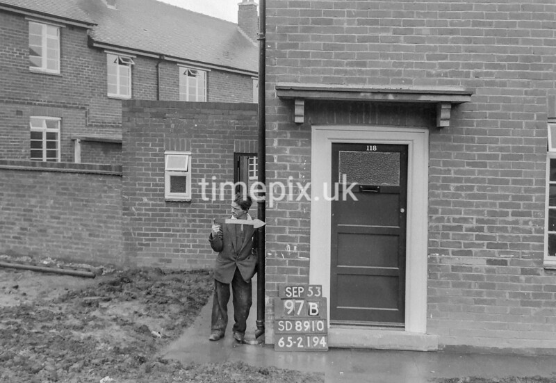 SD891097B, Ordnance Survey Revision Point photograph in Greater Manchester