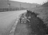 SD941029B, Man marking Ordnance Survey minor control revision point with an arrow in 1950s