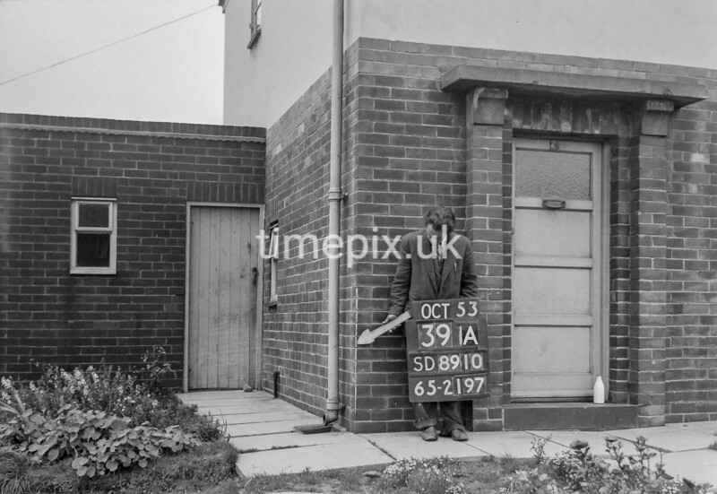 SD891039A, Ordnance Survey Revision Point photograph in Greater Manchester
