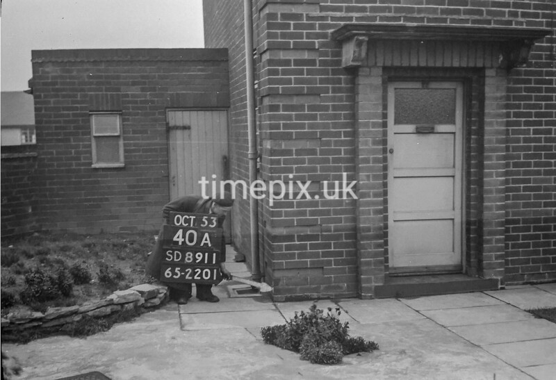 SD891140A, Ordnance Survey Revision Point photograph in Greater Manchester