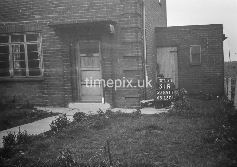 SD891131R, Ordnance Survey Revision Point photograph in Greater Manchester