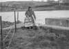 SD831242A, Ordnance Survey Revision Point photograph in Greater Manchester