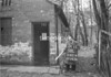 SD851458L, Ordnance Survey Revision Point photograph in Greater Manchester