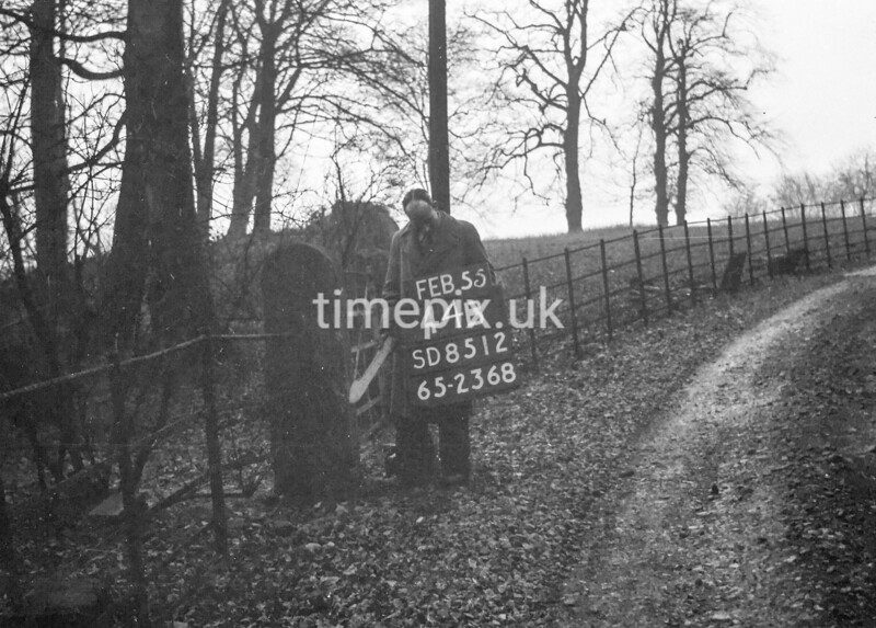 SD851244B, Ordnance Survey Revision Point photograph in Greater Manchester