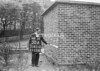 SD851230A, Ordnance Survey Revision Point photograph in Greater Manchester