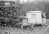 SD851233A, Ordnance Survey Revision Point photograph in Greater Manchester