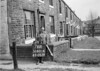SD851476R1, Ordnance Survey Revision Point photograph in Greater Manchester