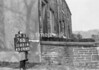 SD851476S, Ordnance Survey Revision Point photograph in Greater Manchester