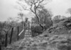SD851421L, Ordnance Survey Revision Point photograph in Greater Manchester