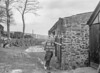 SD831258B, Ordnance Survey Revision Point photograph in Greater Manchester