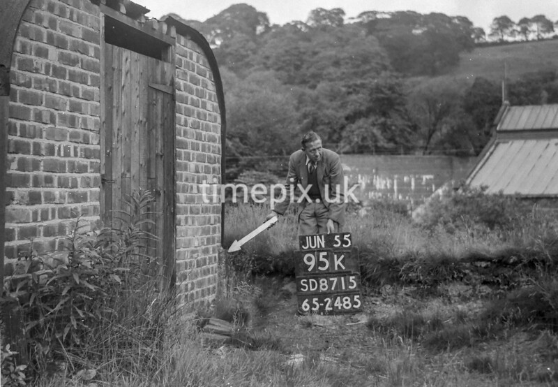 SD871595K, Ordnance Survey Revision Point photograph in Greater Manchester