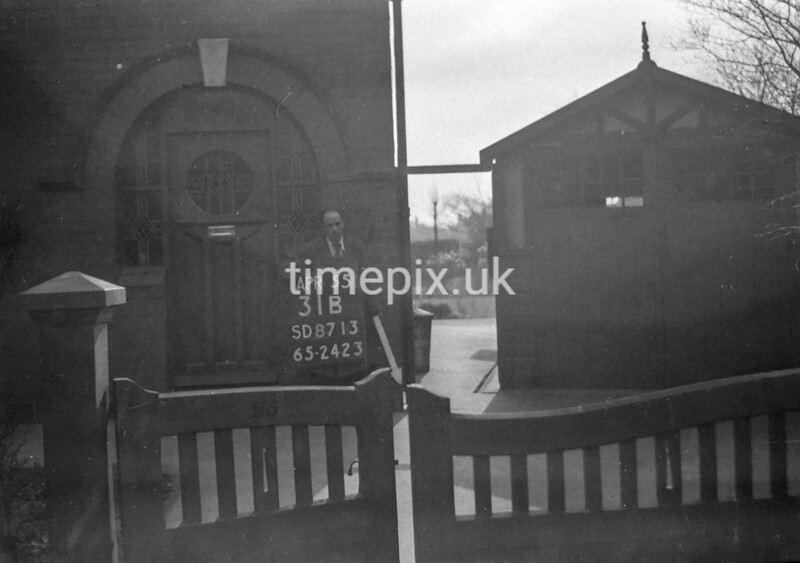 SD871331B, Ordnance Survey Revision Point photograph in Greater Manchester
