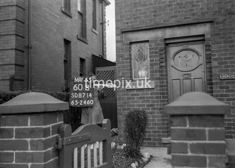 SD871460B, Ordnance Survey Revision Point photograph in Greater Manchester