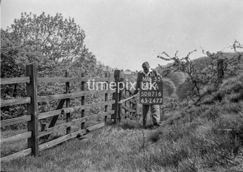 SD871690A, Ordnance Survey Revision Point photograph in Greater Manchester