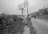 SD871477B, Ordnance Survey Revision Point photograph in Greater Manchester