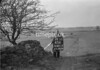 SD871345A2, Ordnance Survey Revision Point photograph in Greater Manchester