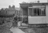 SD871451L, Ordnance Survey Revision Point photograph in Greater Manchester