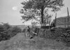 SD871660R, Ordnance Survey Revision Point photograph in Greater Manchester