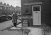 SD871481B, Ordnance Survey Revision Point photograph in Greater Manchester