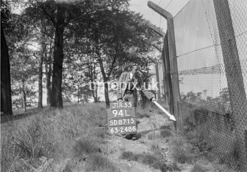 SD871594L, Ordnance Survey Revision Point photograph in Greater Manchester