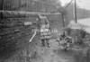 SD861480W, Ordnance Survey Revision Point photograph in Greater Manchester