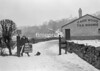 SD851344L, Ordnance Survey Revision Point photograph in Greater Manchester