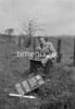 SD871475L1, Ordnance Survey Revision Point photograph in Greater Manchester