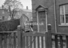 SD871462K, Ordnance Survey Revision Point photograph in Greater Manchester