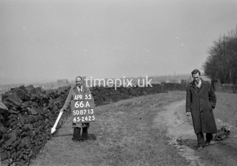 SD871366A, Ordnance Survey Revision Point photograph in Greater Manchester