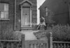 SD871487A2, Ordnance Survey Revision Point photograph in Greater Manchester