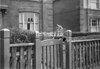 SD871499A, Ordnance Survey Revision Point photograph in Greater Manchester