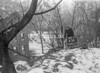 SD851345R, Ordnance Survey Revision Point photograph in Greater Manchester