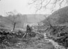SD851441L, Ordnance Survey Revision Point photograph in Greater Manchester