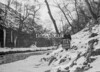 SD851357B2, Ordnance Survey Revision Point photograph in Greater Manchester