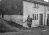 SD831213L, Ordnance Survey Revision Point photograph in Greater Manchester