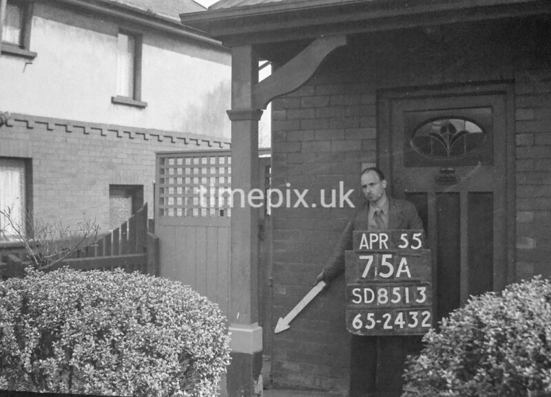 SD851375A1, Ordnance Survey Revision Point photograph in Greater Manchester