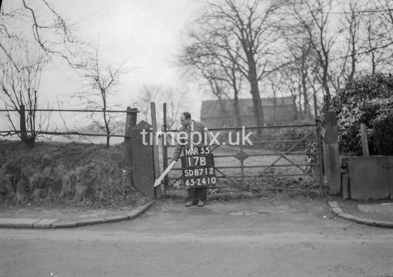SD871217B, Ordnance Survey Revision Point photograph in Greater Manchester