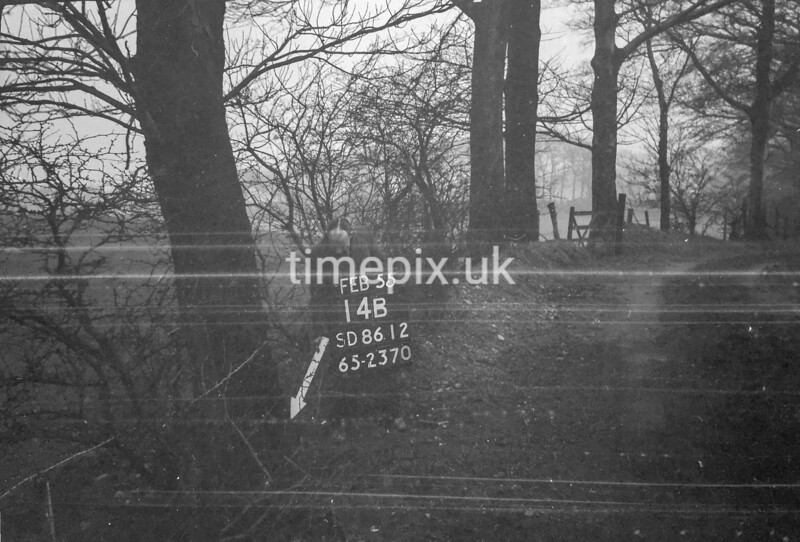SD861214B, Ordnance Survey Revision Point photograph in Greater Manchester