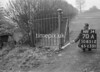 SD851270A, Ordnance Survey Revision Point photograph in Greater Manchester