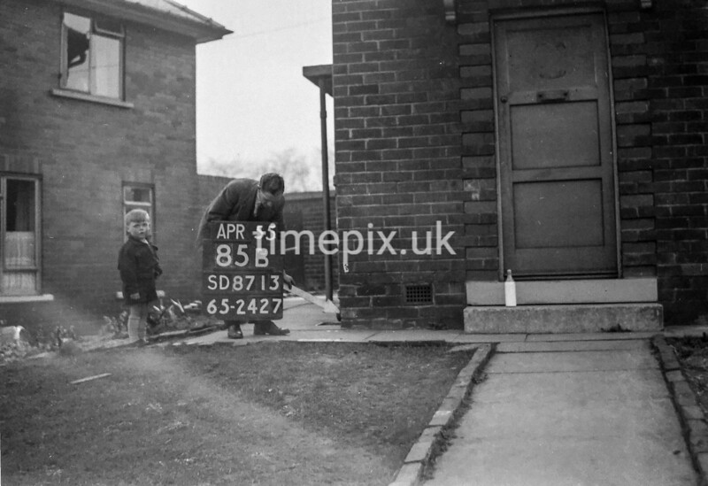 SD871385B, Ordnance Survey Revision Point photograph in Greater Manchester