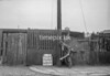 SD901312A, Ordnance Survey Revision Point photograph in Greater Manchester
