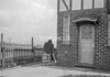 SD911238A, Ordnance Survey Revision Point photograph in Greater Manchester